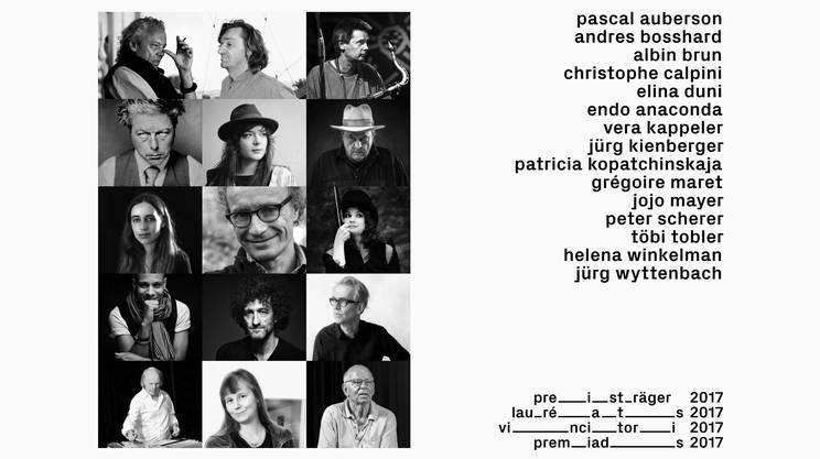 Premio svizzero di musica 2017