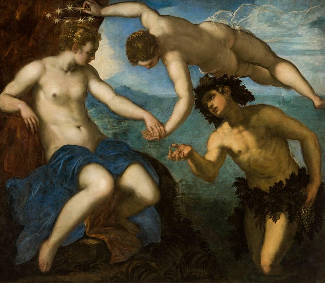 Nozze di Bacco e Arianna, 1578