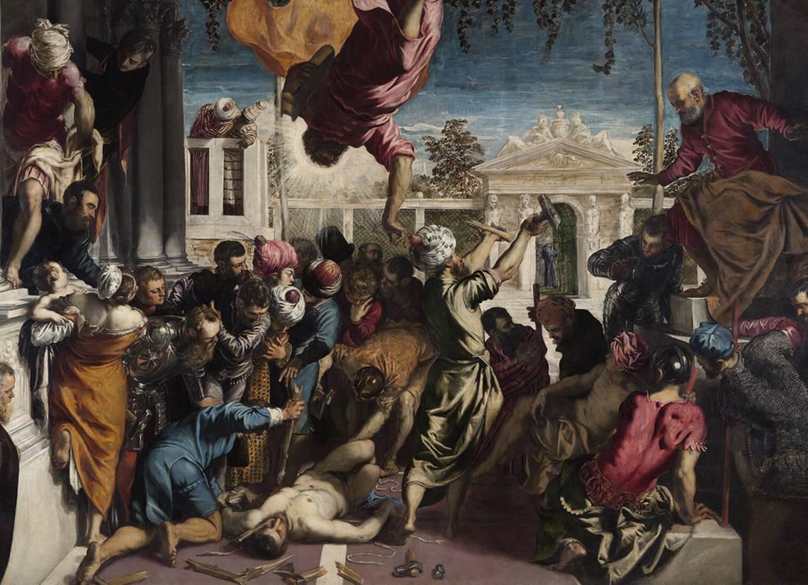 Miracolo dello schiavo, 1548