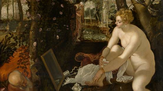 Tintoretto, quasi un profeta