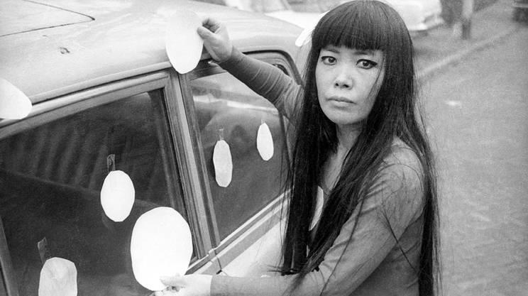Yayoi Kusama, anni '60
