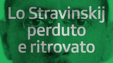 Una serata su Stravinskij