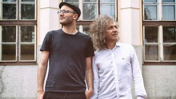 Duo Martiner & Seddiki: Jean-Louis Matinier e Kevin Seddiki