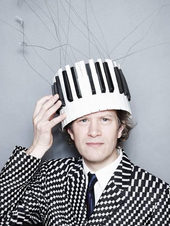 Il pianista DJANGO BATES a Bellinzona