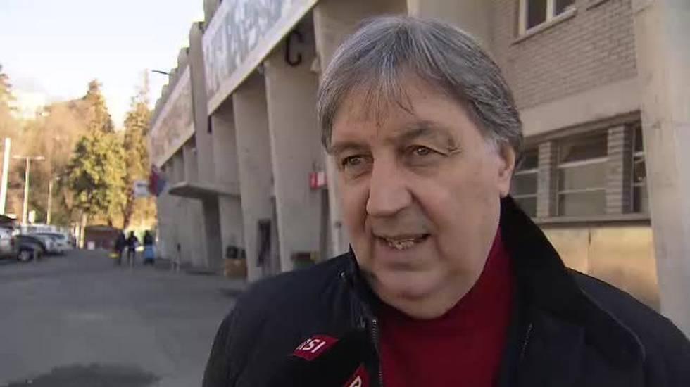 Super League, l'intervista ad Angelo Renzetti (13.01.2018)