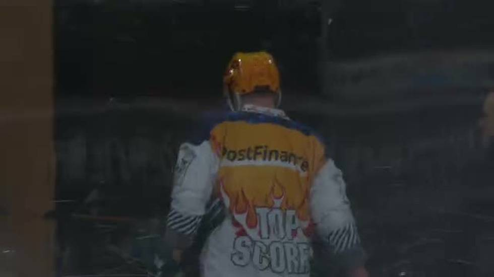 NL, la penalità di partita fischiata a D'Agostini (13.01.2018)