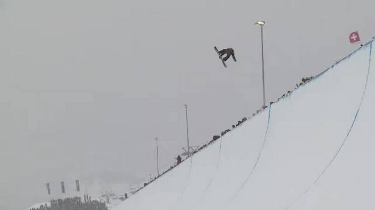 Laax Open, la caduta di David Hablützel