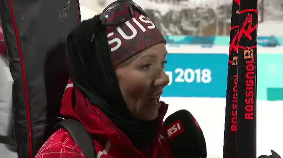 PyeongChang 2018, l'intervista a Selina Gasparin (12.02.2018)