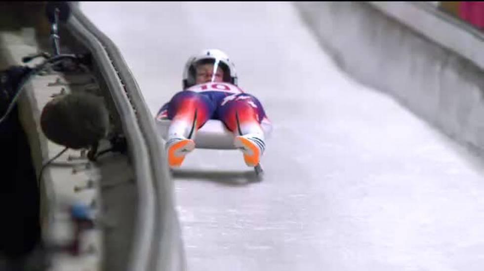 PyeongChang 2018, la prova di Martina Kocher (13.02.2018)