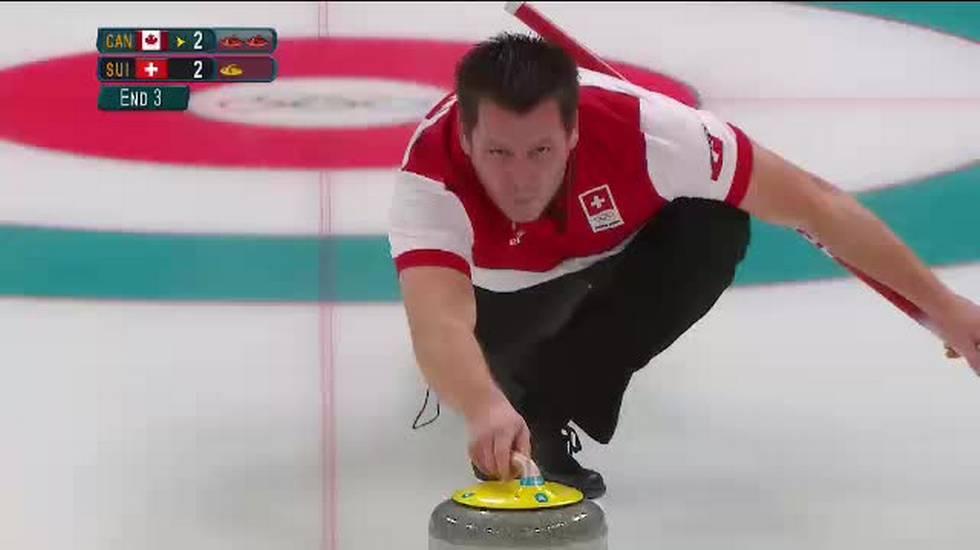 PyeongChang 2018, il servizio sulla finale di doppio misto di curling (13.02.2018)