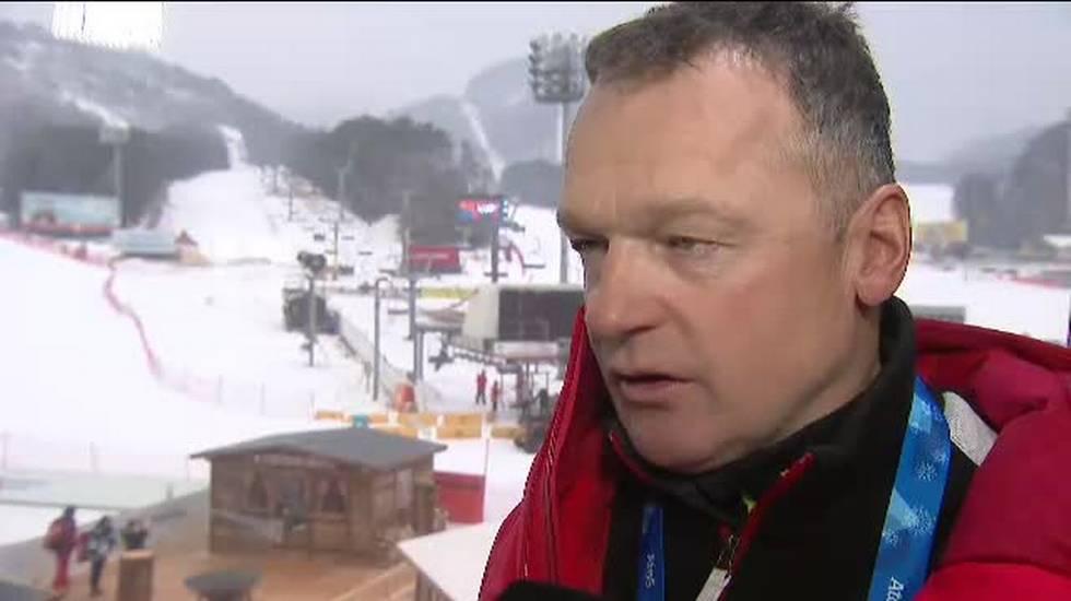 PyeongChang 2018, l'intervista ad Hans Flatscher (14.02.2018)