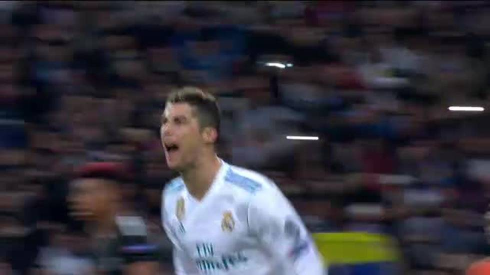 Champions League, le highlights di Real Madrid - PSG (14.02.2018)