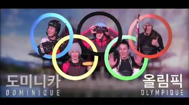 Dominique Olympique, snowboard (Korea della sera 23.02.2018)