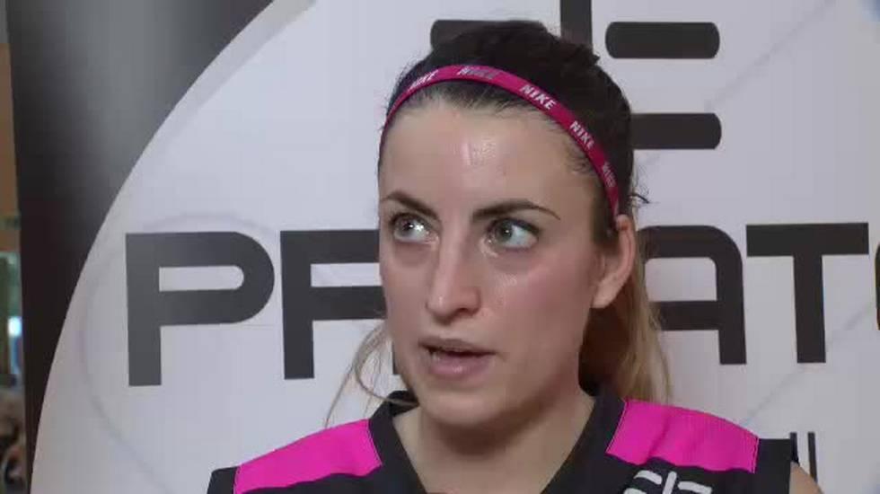 Coppa Svizzera, l'intervista a Sofia Franscella (11.03.2018)