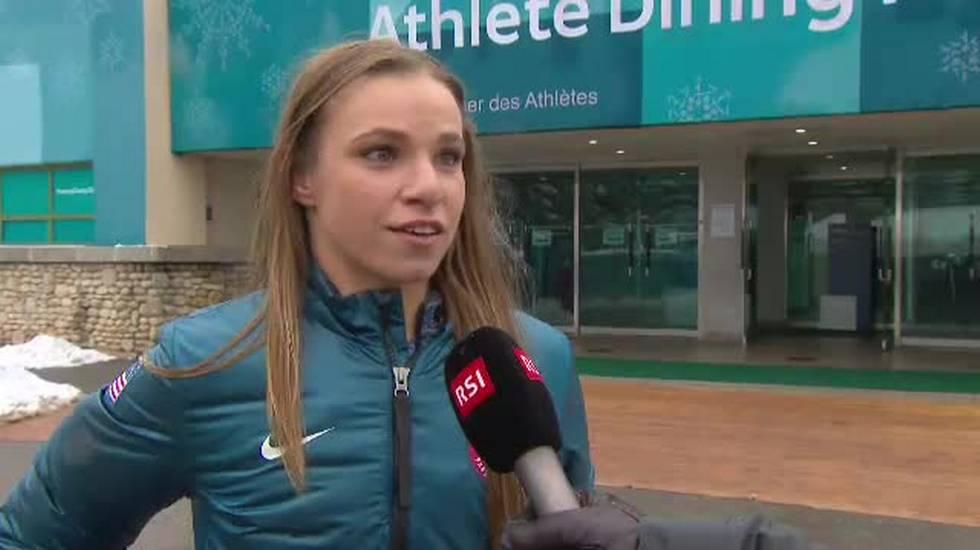 Paralimpiadi 2018, il servizio con Oksana Masters (11.03.2018)