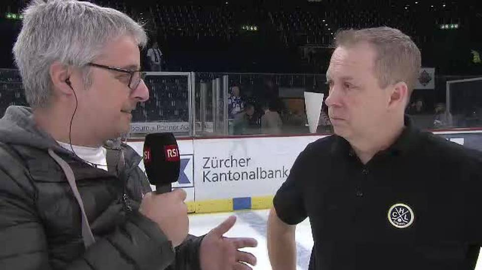 Finale playoff, l'intervista a Greg Ireland (14.04.2018)