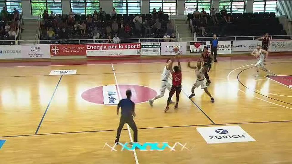 SBL, il servizio su Lugano Tigers - Boncourt (Sportsera 28.04.2018)