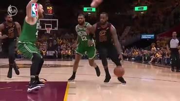 NBA, le highlights di Cleveland - Boston
