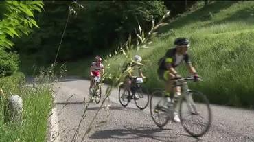 Il reportage sulla gara ciclistica Giubiasco-Carena (sport Non Stop 27.05.2018)