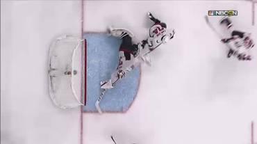 NHL, la parata spettacolare di Braden Holtby contro i Golden Knights (31.05.2018)