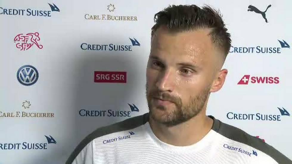 Amichevoli, l'intervista a Haris Seferović (08.06.2018)