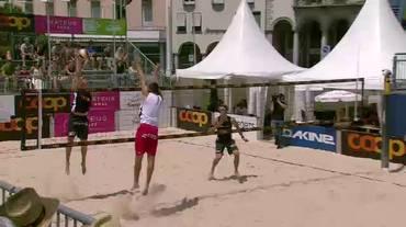 Beachvolley, il servizio sul torneo di Locarno (La Domenica Sportiva, 10.06.2018)