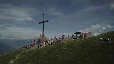 Scenic Trail, il servizio sul Vertical (La Domenica Sportiva 10.06.2018)