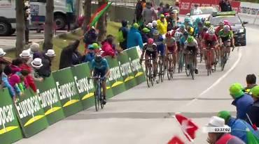 Tour de Suisse, l'arrivo della quinta tappa (13.06.2018)