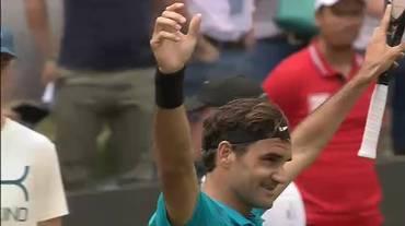ATP Stoccarda, il servizio sul trionfo di Roger Federer (17.06.2018)