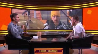 Faccia a faccia con Linus Klasen giocatore dell'HC Lugano (Sport Non Stop 16.09.2018