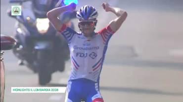 World Tour, le highlights del Giro di Lombardia (13.10.2018)