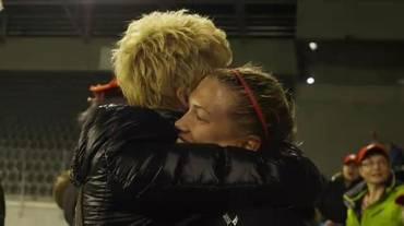 Il reportage sulla calciatrice Lara Dickenmann (Sport Non Stop 14.10.2018)