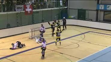 Inline hockey, il servizio su Sayaluca Lugano - Bienne (SportSera 20.10.2018)