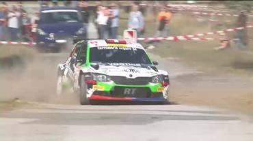 Il reportage sul rally del Vallese (Sport non stop 21.10.2018)