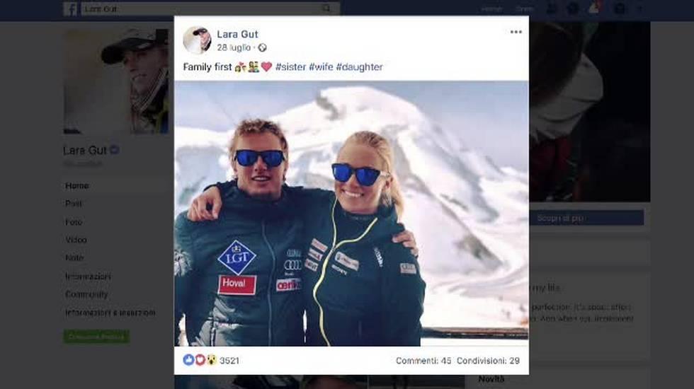 Sci, il servizio sull'addio ai social di Lara Gut (Sportsera 23.10.2018)