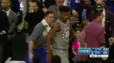 NBA, il servizio su Jimmy Butler (Sportsera 17.11.2018)