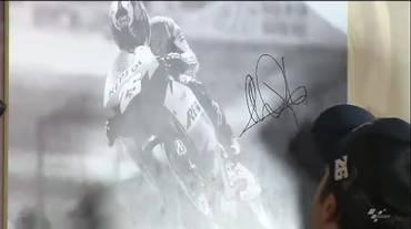 Moto, il servizio su Dani Pedrosa (Sport Non Stop 18.11.2018)