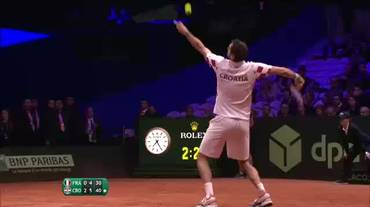 Coppa Davis, il servizio sulla finale (Sportsera 23.11.2018)