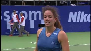 Tennis, il servizio sul ritiro di Patty Schnyder (Sportsera 23.11.2018)