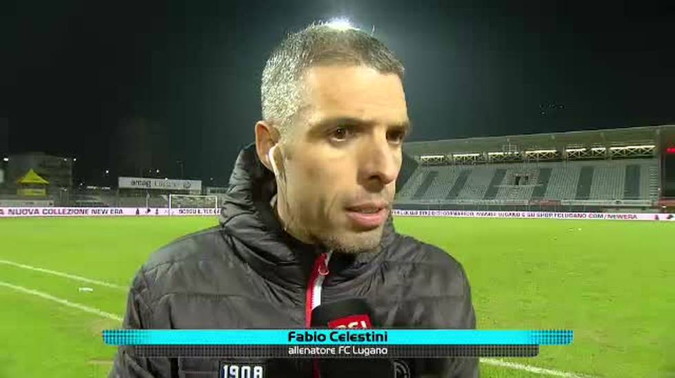 Super League, l'intervista a Fabio Celestini (Sport Non Stop 02.12.2018)