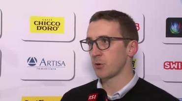NL, l'intervista a Luca Cereda (08.12.2018)