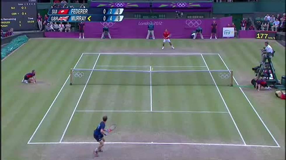 Australian Open, il servizio sul ritiro di Murray (Telegiornale 11.01.2019, 20h00)
