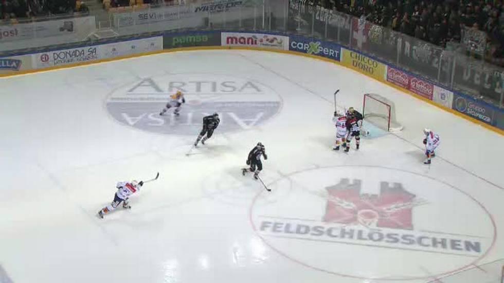 NL, il grande sacrificio difensivo del Lugano (11.01.2019)