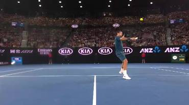 Australian Open, il servizio su Federer - Tsitsipas (La Domenica Sportiva 20.01.2019)