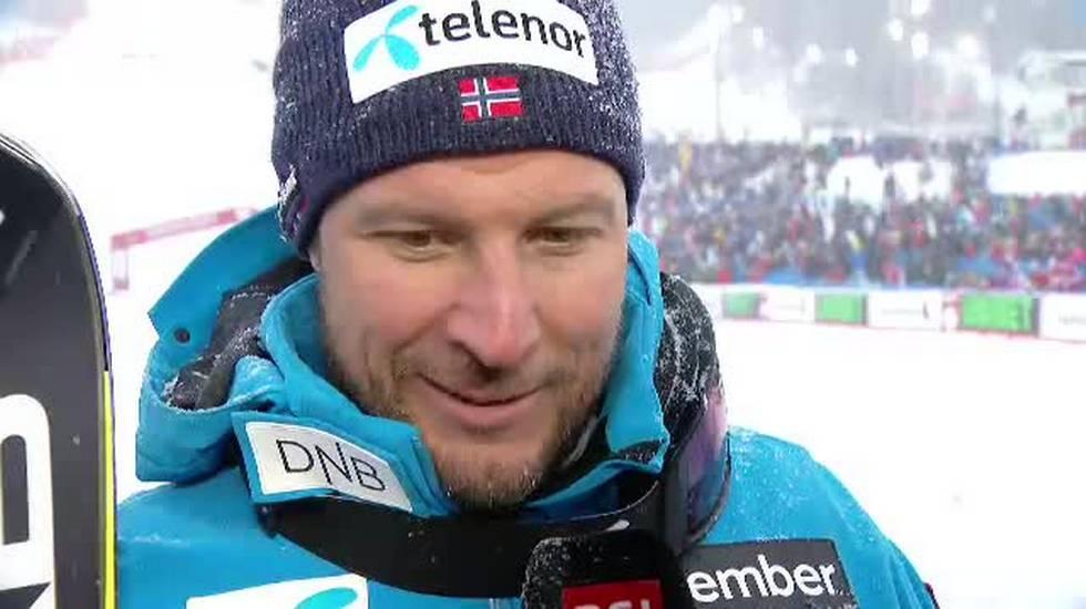 Mondiali di Are, l'intervista ad Aksel Lund Svindal (09.02.2019)