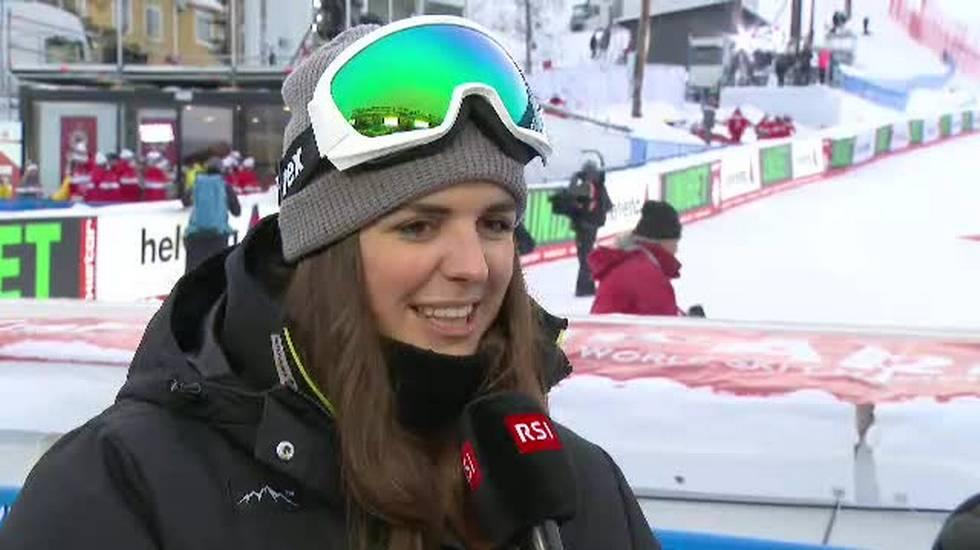 Mondiali di Are, l'intervista a Bea Scalvedi (10.02.2019)