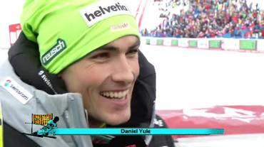 Mondiali di Are, l'intervista a Daniel Yule (17.02.2019)
