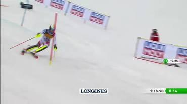 Mondiali di Are, la seconda manche di Loïc Meillard (17.02.2019)