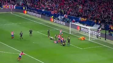 Champions League, Atletico Madrid - Juventus (20.02.2019)