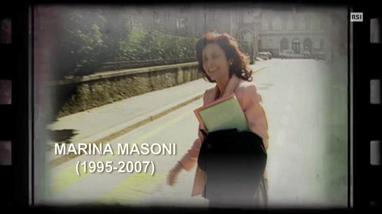 """... e realizzazioni"""": Marina Masoni"""